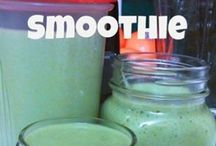DRINKS{Smoothies &Shakes} / Healthy smoothies and shakes. / by Ana Roque