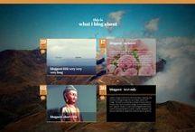 Webdesign présentations