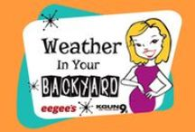 Weather in Your Backyard