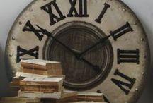 YA ERA HORA / #Relojes decorativos.