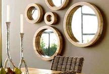 TU REFLEJO / #Espejos, clásicos, modernos, rústicos...
