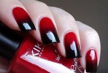 Nails! / colors, shapes, designs, shapes, Women style