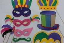 CARNAVAL / Carnaval,faz de conta, fantasia / by Piedade Cruz