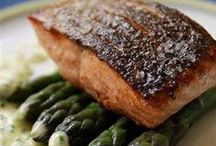 Salmon Recipes / Recipe inspiration to use with delicious Loch Duart salmon.