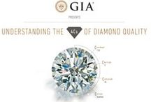 Diamond Buying Guide and Information / Before you go shopping for a diamond, it helps to be well informed and to know exactly what to look for.