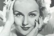 Vintage Famous Ladies / Vintage beautiful women (actresses,singers, models )