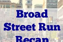 Running Tips & the Broad Street Run / Running 10 miles was a stretch for me. Here are tips and motivating quotes that got me through! Running Tips | How to Start | Running Marathons | Tips for Half Marathons | Workouts for Runners | Running Playlists | Running Projects | Fitness