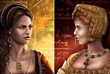 Phoenix Rising / The last hour of Queen Anne Boleyn & the rise of Lady Jane Seymour. / by Hunter S. Jones