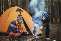 Camping / Money Saving Tips | Camping Organization | Gift Ideas for Campers | Meal Planning while Camping | What to Bring | Camping Essentials | Campfire Meals