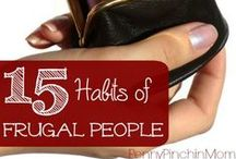 Money: Frugal Living / How to live frugally | Developing frugal habits | Benefits of frugality