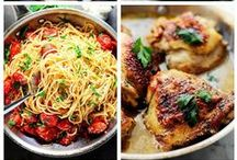 Recipes: Dinner / One Pan Meals | Easy Family Dinners | Quick and Easy Dinners