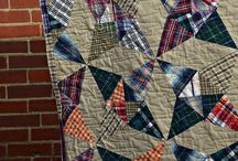 Plaids and Stripes Quilts