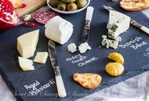 Recipes: Simple Appetizers / Dips | Cheese Platters | Finger Foods | Fruit and Vegetable Platters