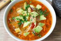 Recipes: Soups / Hearty, healthy soups