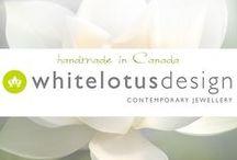 White Lotus / Contemporary Jewelry + Design