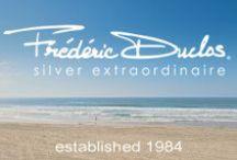 Frédéric Duclos / Silver Extraordinaire. Established 1984