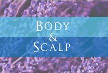 Body and Scalp / Body-Loving Treatments Bursting with Potent Plant Stem Cells, Soothing Oils, and Conditioning Butters for a Healthier Skin, Scalp, and Hair