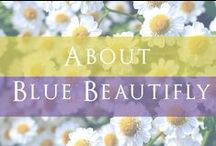 About Blue Beautifly