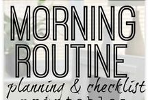 Morning Routine / How to set a morning routine | Morning Devotions | bullet journals | Miracle Morning | Quiet Time |