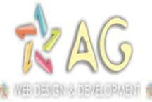 My Recent Works / AG Web Design & Development