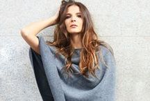 Fall Cashmere / We love Cashmere and sweater season. Be inspired by some of our best seller from October/November