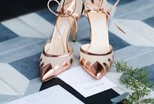 Wedding shoes / Pretty wedding shoes