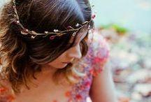 pretty wedding hair and accessories / wedding hairstyles, wedding headdresses, wedding hair accessories
