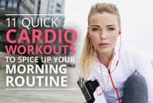 Fitness Workouts / Short workouts ranging from HIIT to Yoga to Circuits for every part of your body> Most of them require no equipment and can be done at home - no gym required!