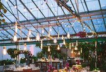 industrial chic   urban weddings / Industrial wedding style, warehouse weddings, urban weddings
