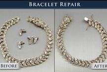 Purdy's Repairs / Purdy's offers full service jewellery repair and custom work, all done by our very own in-house goldsmith!