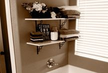 Decorating ideas / by Amy Kitzmiller