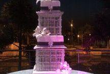 The Cakeman / wedding cakes