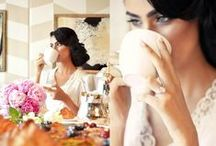"Bride Getting Ready / Plans for the Brides morning of while she gets ready. Breakfast, lunch, drinks, and photo ideas.  See Also Boards: ""Bride Remembers To Eat"" and ""Bride Looking Her Best"". / by Jynx Di Iettura"