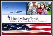 Military Flight Financing / United Military Travel offers Flight Financing for Military & Government Personnel without a down payment! We offer the cheapest fares for flight financing, backed with our price match guarantee! Call us at 866-582-9579 or visit our website at https://www.unitedmilitarytravel.com/main/index.php?option=com_facileforms&Itemid=6 to apply for your next financed flight.