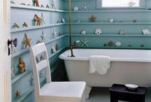 Bathroom Inspiration / Beautiful bathrooms to inspire you. Choose anything from contemporary, classic, colourful to rustic style designs for your bathroom inspiration. #Bathroom #Decor #Inspiration #Inspire #Inspiring #Ideas #Decorating #InteriorDecor