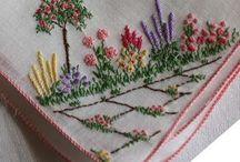 Nya sy ideer= Embroidery / by E Kristjansen