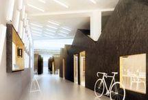 Coworking / Espaces de travail / work space