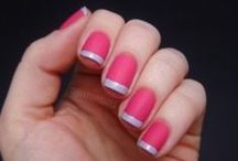 French Manicure / Manicure Francesa