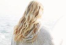 Blondie hair // Pelo rubio / Cabellos y belleza