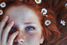 Ginger Hair // Pelo Colorín