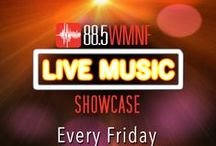 TBAE presents WMNF Live Music Showcase / Tune into Tampa Bay Art and Education Network's (TBAE) newest original television series, 88.5 WMNF Live Music Showcase featuring live performances by local and national musicians – beginning July 25th with a special two-hour premiere at 8 PM.  A collaborative project with WMNF, this program will be aired exclusively on TBAE Channel – Bright House 614 & Verizon 32. You will be able to see these one-of-a-kind performances on television a week after the live radio show every Friday night at 9 PM.