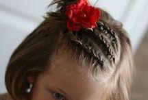 Peinados niña / Girl hairstyle