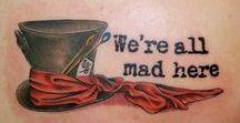 TATTOOS / TATUOINNIT / Style that I like in tattoos Mieleisiäni tatuointeja