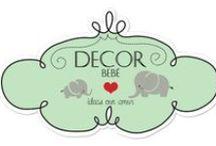 DecorBEBÉ / Empresa dedicada al diseño y decoración de cuartos para bebés y niños.