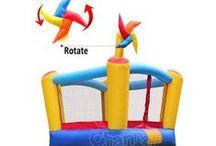 Bouncy Castle / Bouncy Castle, also named as inflatable castle, bounce house, moonwalk, etc.