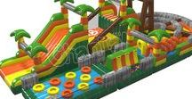 Inflatable Obstacle Courses / Inflatable obstacle courses are designed for kids to compete with each other and have fun together.  https://www.channalinflatables.com/category/inflatable-obstacle-course/