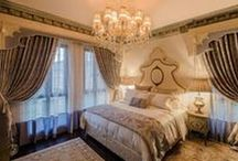 Luxury Bedroom Ideas / Comfort and Relax... in luxury way! A Collection of well executed bedrooms of various styles.