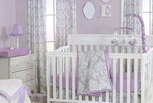Nursery / Ideas for both boy and girl nurseries.