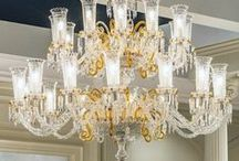 AYSAN ┃ Crystal Chandeliers / Our Collection of high-end crystal lighting for your interior.   Made by AYSAN