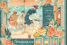 """G 45 """"CAFE PARISIAN """""""